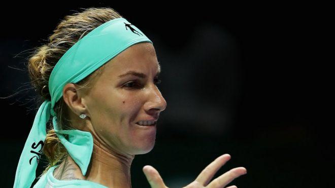 светлана кузнецова теннис отстригла волосы