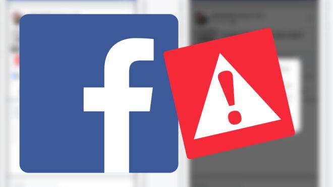Facebook ditches fake news warning flag - BBC News