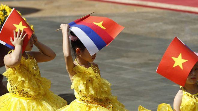 Nga - Việt Nam
