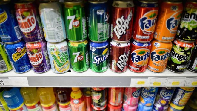 NHS in England ponders sugary drinks ban - BBC News