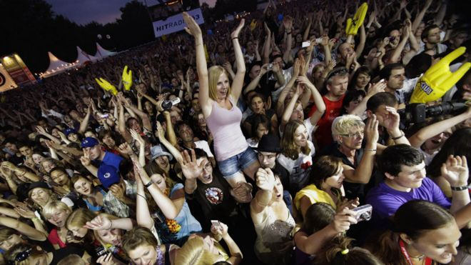 Bi Mart Country Music Festival 2020.Music Festivals What S The World S Biggest Bbc News