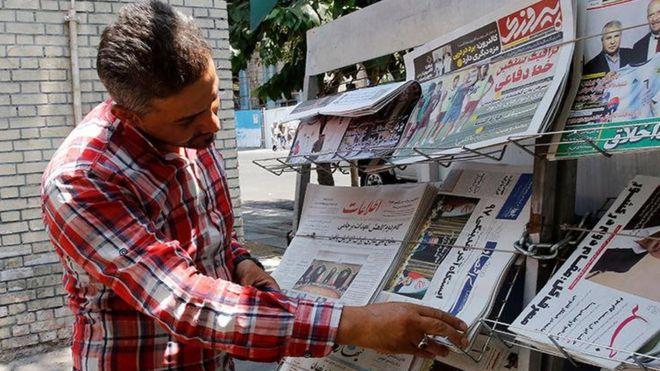 کمیته محافظت از خبرنگاران: ایران هفتمین کشور دنیا از نظر سانسور است