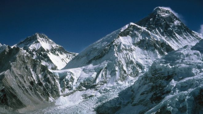 Everest: Three more die amid overcrowding near summit - BBC News