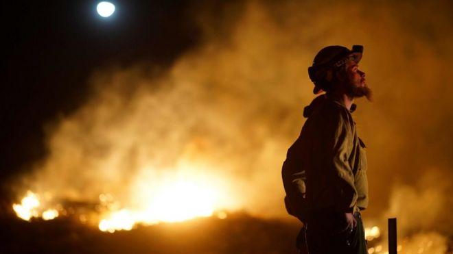 Incêndio em Los Angeles