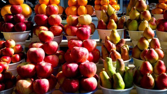 Nơi ra đời của loại táo ta ăn ngày nay - Kazakhstan