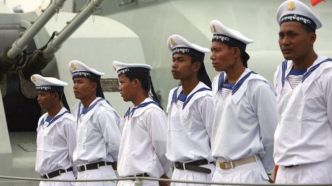 Lực lượng hải quân Campuchia