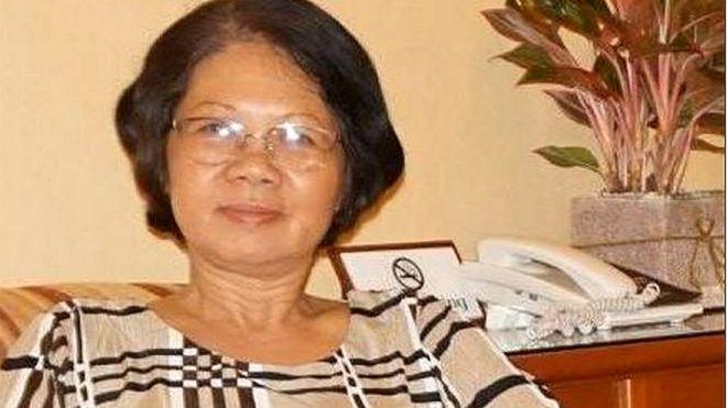 bà Vũ Thị Phương Anh