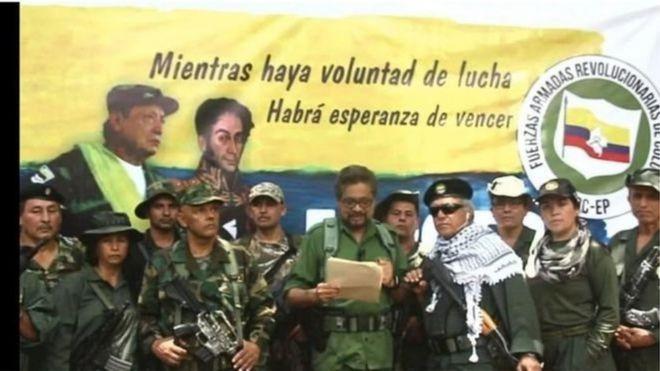 FARC KOLOMBİYA