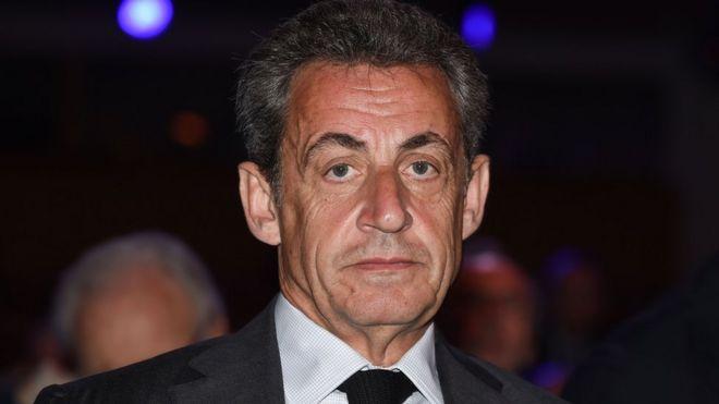 إحالة الرئيس الفرنسي السابق نيكولا ساركوزي للمحاكمة بتهم فساد