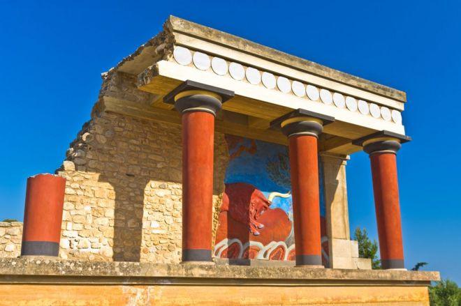 ДНК как ключ к истокам греческой цивилизации