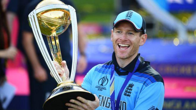 England Win Cricket World Cup Who Is Captain Eoin Morgan