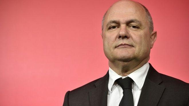 France : le ministre de l\'Intérieur démissionne - BBC News Afrique
