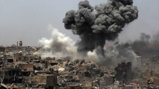 Air strike may have killed Iraqi civilians thumbnail