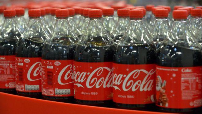 کوکاکولا برای اولین بار میزان استفاده از پلاستیک را فاش کرد