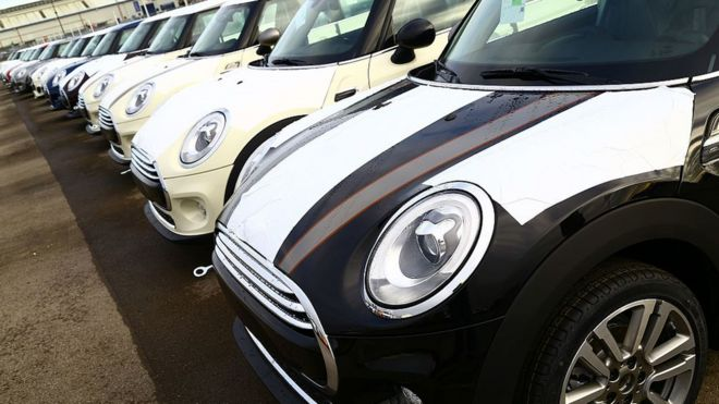 Electric Powered Minis To Be Built In China Bbc News