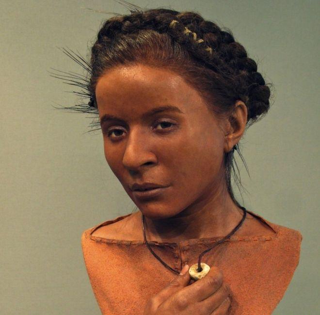 Whitehawk Woman