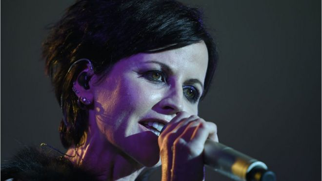 Cranberries Singer Dolores Oriordan Dies Suddenly Aged 46 Bbc News