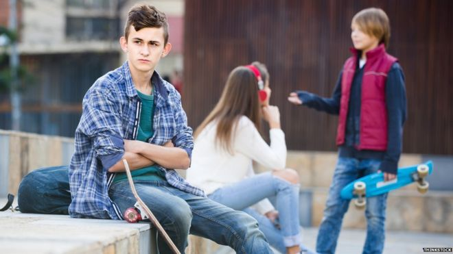 many teenagers neglected by uninterested parents bbc news