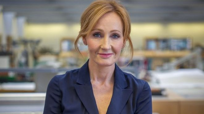 Image result for j k rowling