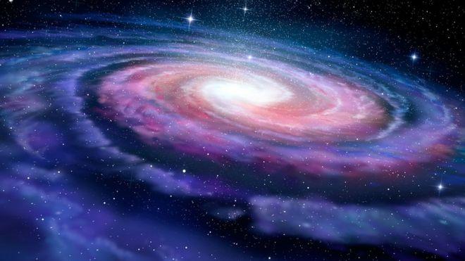 ruang angkasa galaksi