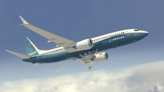Boeing Which Airlines Use The 737 Max 8 Bbc News