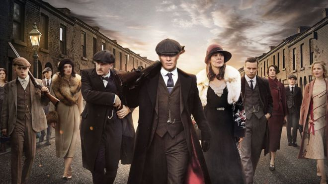 Baby names: Peaky Blinders 'may have inspired' choices - BBC