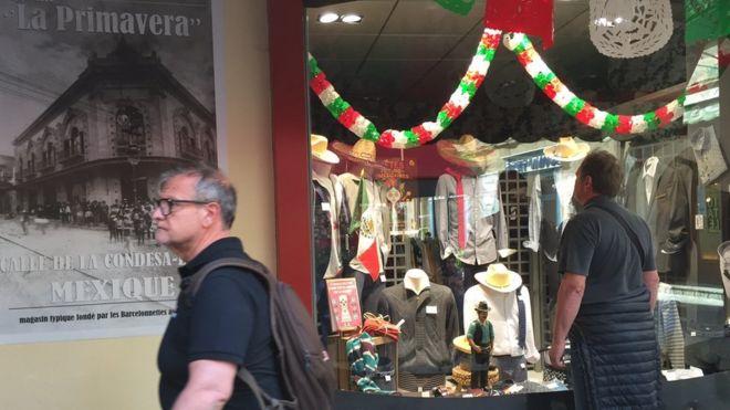 Tienda de Barcelonnette