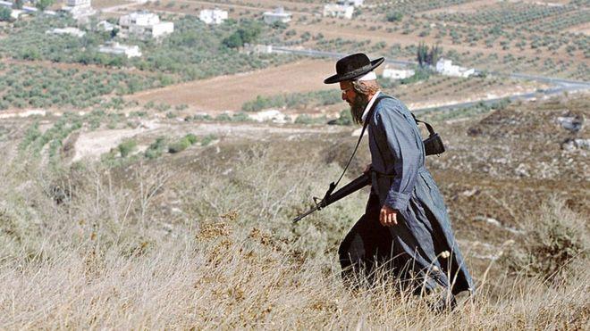 Colono israelense