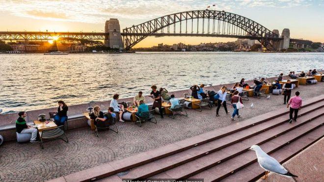 Kết quả hình ảnh cho Văn hóa sống và làm việc tại Úc như thế nào?