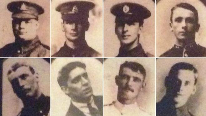 قصة ثمانية أشقاء بريطانيين شاركوا معا في الحرب العالمية الأولى