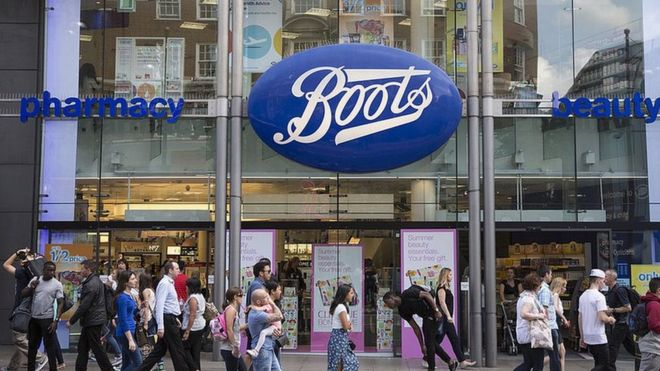 huge selection of 20e8b 4dddb Boots warns of possible store closures - BBC News