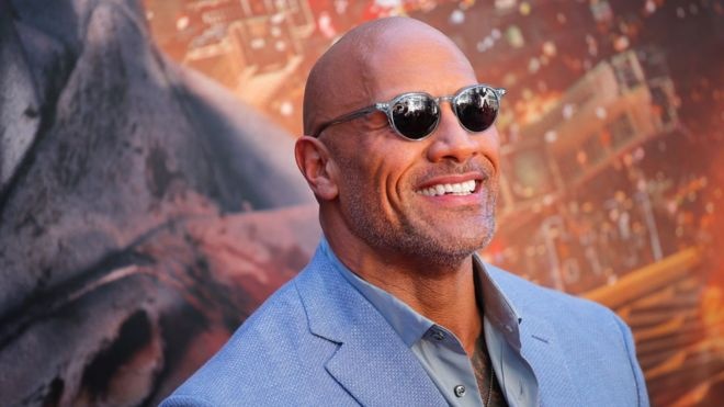 Is Dwayne Johnson's disabled role in Skyscraper 'offensive