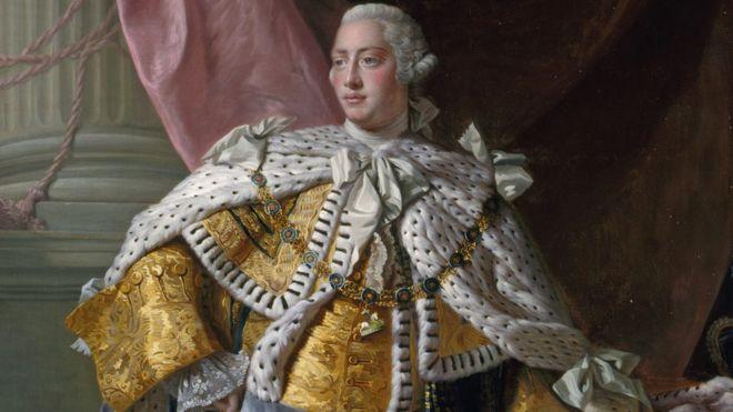 """英中历史对比:脱欧的""""疯子国王""""与乾隆帝"""