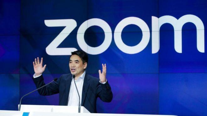 مؤسس زوم إريك يوان