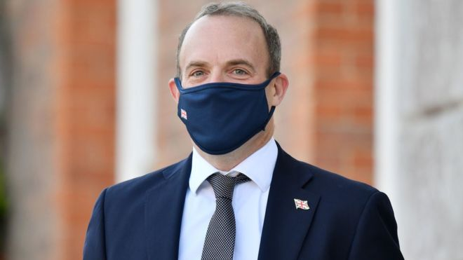 Brexit: Dominic Raab Seeks to Reassure US Politicians Over Brexit Bill