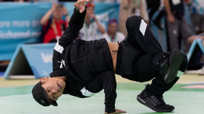 Juegos Olimpicos De La Juventud Buenos Aires 2018 El Breaking Y Los