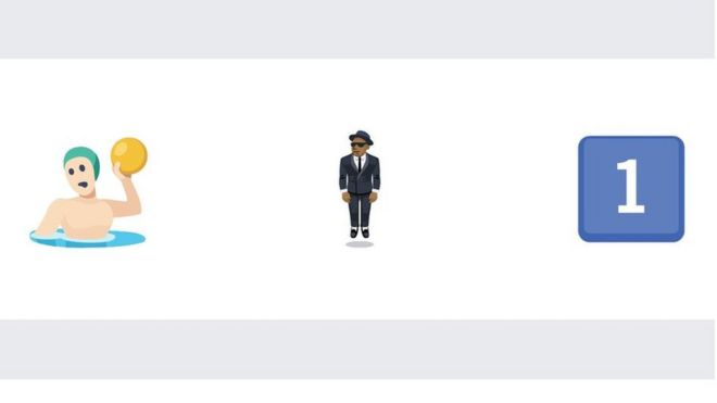 los menos usados en Facebook