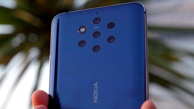 581c1da8fee5a Nokia 9 PureView  por qué el nuevo teléfono con 5 cámaras es un paso ...