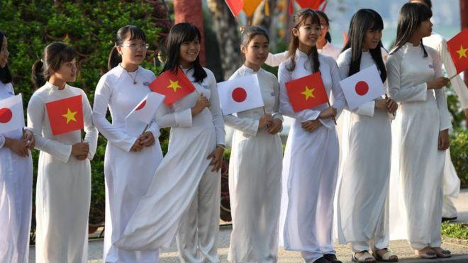 Việt Nam, Nhật Bản