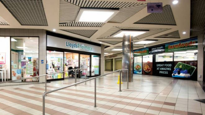 bf1dfc80f3 £1 shopping centre in Kirkcaldy sells for £310