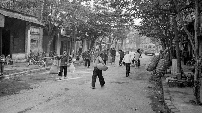 Hà Nội thời bao cấp qua ống kính người Anh - BBC News Tiếng Việt