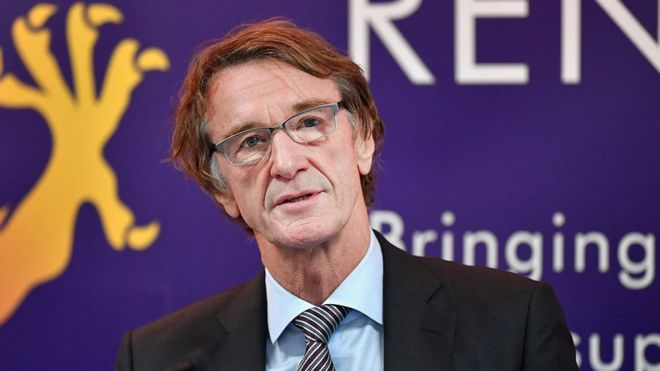 29f8d0134 Ineos chairman and founder Jim Ratcliffe Image copyright Getty Images. The UK s  richest man ...