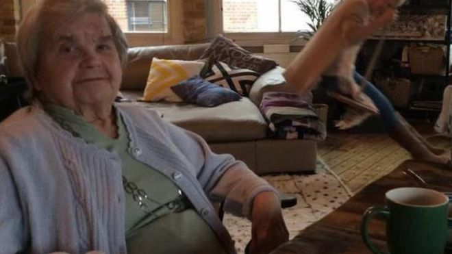 Granny Sitter Wanted Ad Gets Huge Response BBC News