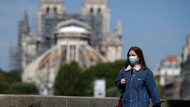 В Париже возобновляются работы по реставрации собора Парижской Богоматери