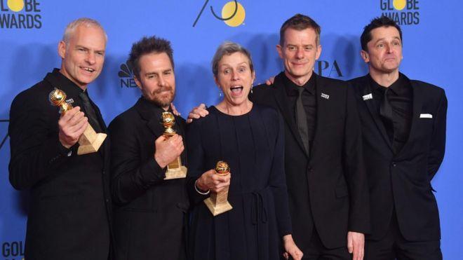 Globos de Oro 2018: estos son los ganadores en los primeros premios