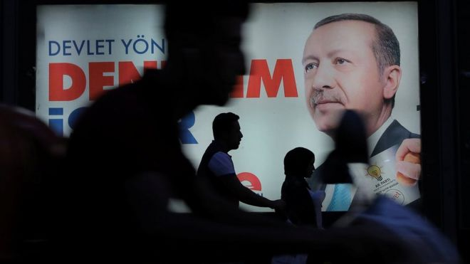 FT: Erdoğan nadiren bu kadar zayıf görüldü