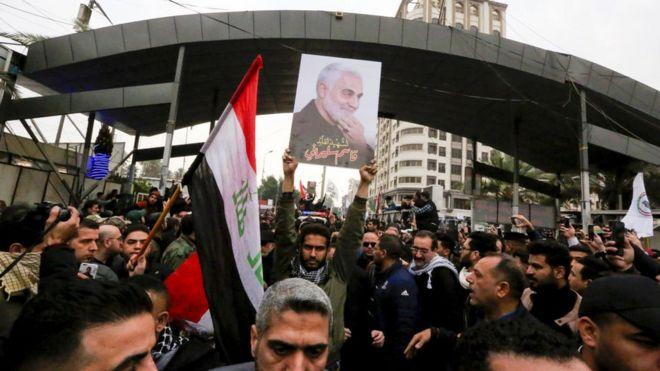 مقتل قاسم سليماني: هل ينفذ العراق قرار البرلمان بإنهاء الوجود العسكري الأمريكي في البلاد؟