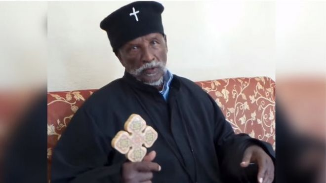 Eritrea Orthodox Church ex-leader expelled for heresy