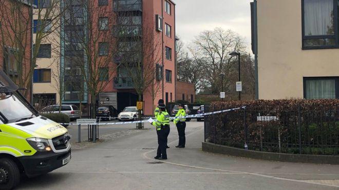 Isleworth stabbing: Teenage boy dies after chase - BBC News