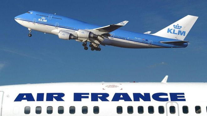 Air-France KLM: Dutch surprise France by taking airline stake
